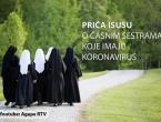 Fra Mario Knezović: Priča Isusu o časnim sestrama s koronavirusom