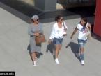 VIDEO: Djevojke opljačkale starca u Mostaru