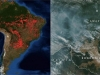 Bolsonaro najavio mogućnost slanja vojske da gasi požar u Amazoniji