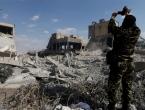 Objavljeni prvi snimci uništenih sirijskih postrojenja