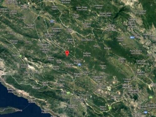 Drugi potres u dva dana zatresao Hercegovinu