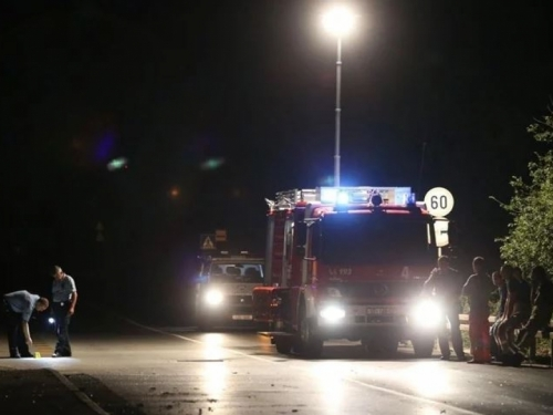 Umro još jedan tinejdžer iz strašne nesreće kod Imotskog