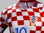 Dres hrvatske nogometne reprezentacije proglašen najljepšim na Euru