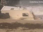 Oluja opustošila Irsku i Veliku Britaniju