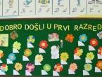 U Prozoru-Rami 102 prvašića krenula u školu