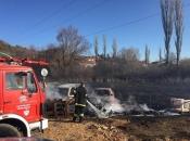 Tomislavgrad: Požar na skladištu tvrtke Jurčević Commerca – izgorjela vozila!