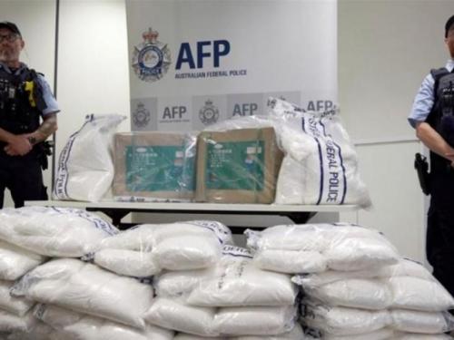 U Australiji u prosjeku se zaplijeni kilogram droge svakih 17 minuta