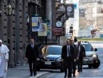 VIDEO: Papa Franjo pješice hodočastio za prestanak pandemije koronavirusa