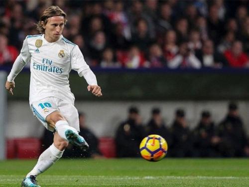 Modrić osmi najbolji igrač Reala u povijesti