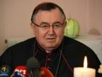 Kardinal Puljić: Stvarnost s migrantima je tužna priča politizacije i igra s čovjekovim dostojanstvo