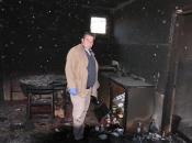 Vitez: Zapaljene kuće povratnika