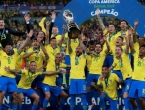 Brazilci luduju nakon osvajanja devete titule prvaka Južne Amerike