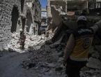 U napadima na pobunjenike u Siriji 15 mrtvih civila