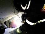 Talijanski vatrogasci iz ruševina nakon potresa spasili sedmomjesečnu bebu