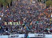 """Deseci tisuća na ulicama Barcelone: """"Mi smo val promjene"""""""