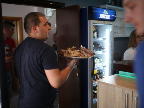 FOTO: Svečano otvoren restoran ''Ramsko jezero''