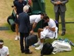 Ozlijeđeni Čilić nije se htio predati, poražen je od velikog Federera