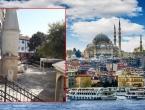 Potres oštetio džamiju u Istanbulu