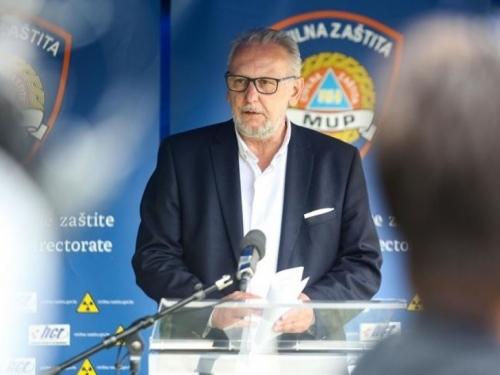 Božinović: Ukidamo samoizolaciju za one koji ulaze iz BiH