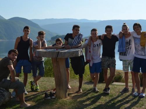Rama-Prozor.Info • LT ASuBiH Prozor-Rama: Počeo ljetni kamp