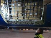 U Hrvatsku stigao zrakoplov s opremom iz Emirata