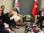 Grabar Kitarović i Erdogan razgovarali o BiH