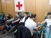 FOTO: U Prozoru održana izvanredna akcija darivanja krvi