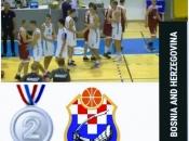 Juniori HKK Rama osvojili srebro na prvenstvu BiH