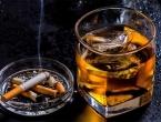 Alkohol i duhan štetniji od ilegalnih droga