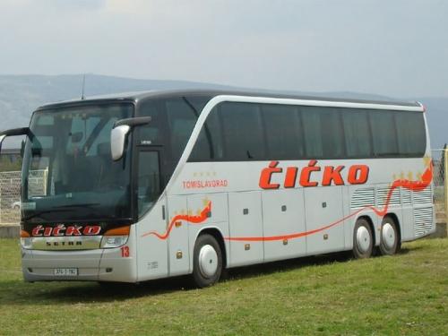 Ćićko uvodi novu autobusnu liniju Livno - Rama - Sarajevo