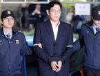 Čelnik Samsunga osuđen na pet godina zatvora zbog korupcije