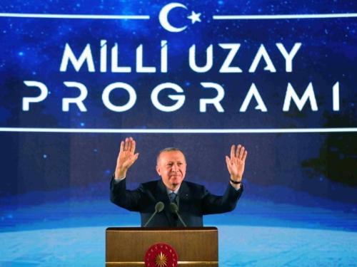 Predstavili program: Turci ulaze u svemirsku trku, žele na Mjesec