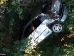 Jablanica: Automobil sletio s mosta, tri osobe ozlijeđene