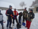 Foto: Zimski dan na Gmićima