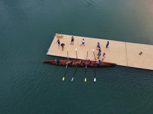 FOTO: Na Ramskom jezeru održana 8. veslačka regata