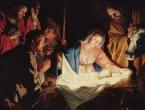 Čestit vam Božić i sveto porođenje Isusovo!