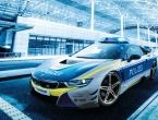Pogledajte kako izgleda policijski BMW i8