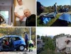 Htjeli su posjetiti bakin grob u Posavini pa poginuli u prometnoj nesreći