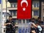 Turska nastavlja s ''čišćenjem''