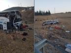 Turska: Prevrnuo se putnički autobus, poginulo 14 osoba