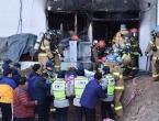 Veliki požar u bolnici u Južnoj Koreji, najmanje 41 osoba poginula