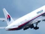 Boeing nije pao u zonu gdje su zabilježeni signal