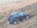 Tomislavgrad: Slijetanje vozila s kolnika