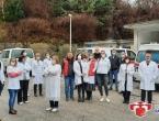 Sud prekinuo štrajk zdravstvenih radnika u HNŽ-u