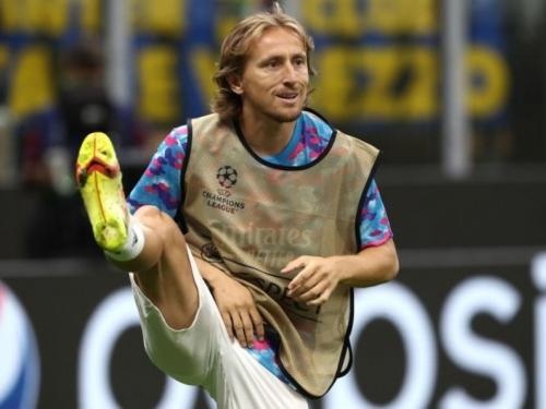 Luka Modrić još jednom ispisao povijest