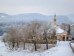 Prognoza: Slab snijeg i jak vjetar