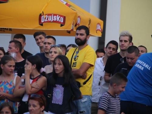 FOTO: Ekipa ''Makarska 3x3'' pobjednik 19. Streetball Rama 2021.