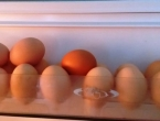 Koliko dugo jaja mogu biti u hladnjaku?