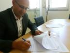 Potpisan novi Ugovor o dodjeli novčanih sredstava za OŠ Marka Marulića Prozor