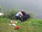Spriječena tragedija u BiH: Policajci spasili ženu iz rijeke Sane